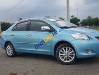 Cần bán xe Toyota Vios MT đời 2012, màu xanh lam số sàn