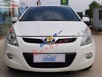 Cần bán gấp Hyundai i20 1.4AT đời 2011, màu trắng, xe nhập chính chủ, giá tốt