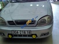 Bán xe Daewoo Lanos đời 2003, màu bạc