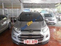 Cần bán xe Ford EcoSport AT đời 2015, màu bạc