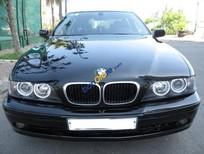 Bán BMW 5 Series 525i đời 2003, màu đen, nhập khẩu