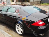 Bán Mercedes CLS500 đời 2006, màu đen, nhập khẩu chính hãng giá cạnh tranh