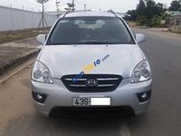 Bán Kia Carens AT năm 2010, màu bạc, giá 415tr