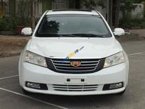 Cần bán Geely Emgrand EC 718 nhập khẩu chính hãng đời 2011, màu trắng, xe nhập
