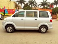 Cần bán gấp Suzuki APV đời 2009, màu bạc, 286 triệu