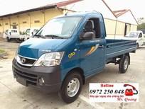 Xe tải Thaco Towner máy phun xăng điện tử 750kg, 950kg bền bỉ và tiết kiệm nhiên liệu