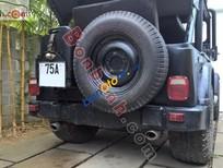 Bán Jeep CJ đời 1990, màu đen, nhập khẩu nguyên chiếc chính chủ