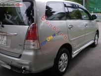 Cần bán gấp Toyota Innova V đời 2009, màu bạc