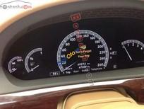 Cần bán gấp Mercedes S550 đời 2010, màu trắng, xe nhập chính chủ