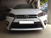 Bán ô tô Toyota Yaris đời 2012, màu trắng, xe nhập, số tự động