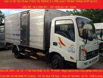 Cần bán xe tải Veam 252 giá tốt, đời 2016, có máy lạnh, xe tải Veam Vt252
