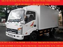 Cần bán xe tải Veam 2 tấn 4, veam vt252 giá tốt nhất, đời 2016, có máy lạnh
