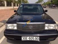 Bán Toyota Crown 2.2MT đời 1992, màu đen, nhập khẩu nguyên chiếc giá cạnh tranh