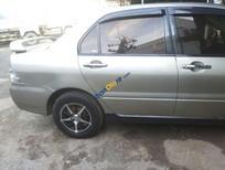Cần bán gấp Mitsubishi Galant năm 2003, màu bạc