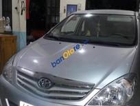 Cần bán gấp Toyota Innova G 2013, màu bạc