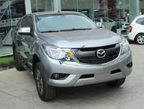 Cần bán Mazda BT 50 2.2 AT đời 2015, màu xám, nhập khẩu chính hãng