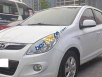 Cần bán Hyundai i20 AT đời 2010, màu trắng