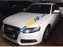 Cần bán Audi A4 năm 2011, màu trắng, nhập khẩu