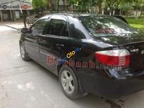 Cần bán xe Toyota Vios 1.5G đời 2007, màu đen chính chủ