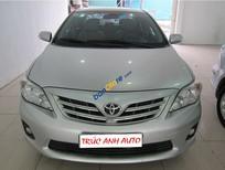 Trúc Anh bán xe Toyota Corolla Altis 1.8G 2011 màu bạc