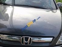 Bán Honda CR V 2.4AT đời 2009, màu đen, 710tr