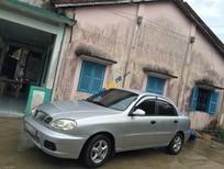 Bán Daewoo Lanos SX đời 2002, màu bạc