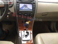 Cần bán xe Toyota Corolla altis G đời 2009, màu bạc chính chủ