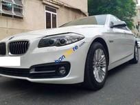 Bán BMW 5 Series 520i đời 2015, màu trắng, nhập khẩu nguyên chiếc số tự động