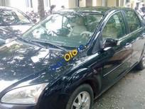 Cần bán gấp Ford Focus sản xuất 2007, màu đen