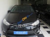Cần bán xe Toyota Vios J 2014, màu đen số tự động, 520 triệu