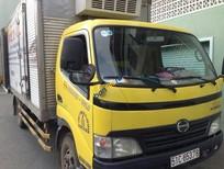 Bán xe tải 3,5 tấn 2008, màu vàng thùng đông lạnh