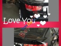 Cần bán gấp Kia Cerato MT 2009, màu đen, nhập khẩu Hàn Quốc chính chủ, 408tr