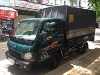 Bán xe tải Kia K2700 đời 2010 (mui bạc-máy lạnh hãng) màu xanh, gia đình sử dụng kỹ sơn zin 98%