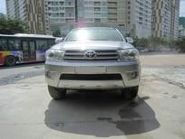 Bán ô tô Toyota Fortuner 2009, màu bạc