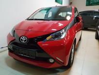 Bán Toyota Aygo sản xuất 2016, màu đỏ, nhập khẩu