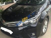 Bán xe Toyota Corolla 2015, màu đen, nhập khẩu