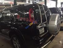 Cần bán lại xe Ford Everest 4x4MT đời 2010, màu đen như mới