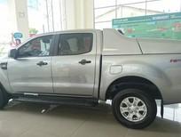 Cần bán Ford Ranger đời 2016, màu bạc, nhập khẩu