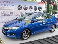 Bán ô tô Honda City 2016, màu xanh lam giá cạnh tranh