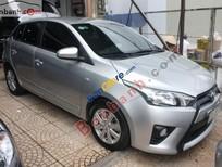 Salon Auto Sơn Hoa cần bán gấp Toyota Yaris E đời 2014, màu bạc số tự động