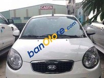 Cần bán xe Kia Morning AT đời 2012, màu trắng