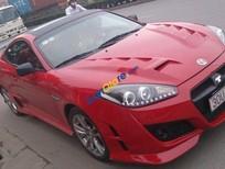 Cần bán gấp Hyundai Tuscani đời 2008, màu đỏ, xe nhập