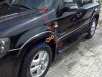 Cần bán Ford Escape 2.3 XLS sản xuất 2008, màu đen, giá 410tr