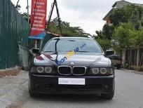 Cần bán BMW 5 Series 525i đời 2003, màu đen, 325 triệu