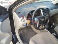 Cần bán lại xe Toyota Corolla altis 1.8MT năm 2012, màu đen, 615tr