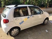 Cần bán gấp Daewoo Matiz đời 2008, màu trắng