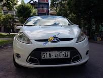 Cần bán lại xe Ford Fiesta AT đời 2012, màu trắng
