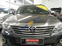Cần bán xe Toyota Fortuner 2.7V 2014, màu xám đã đi 15735 km, 940 triệu