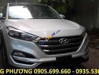 Giá xe Hyundai Tucson Đà Nẵng, màu bạc, xe nhập, LH: 0935536365 Trọng Phương
