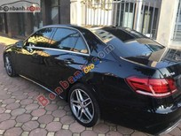 Cần bán gấp Mercedes E250 AMG đời 2015, màu đen còn mới